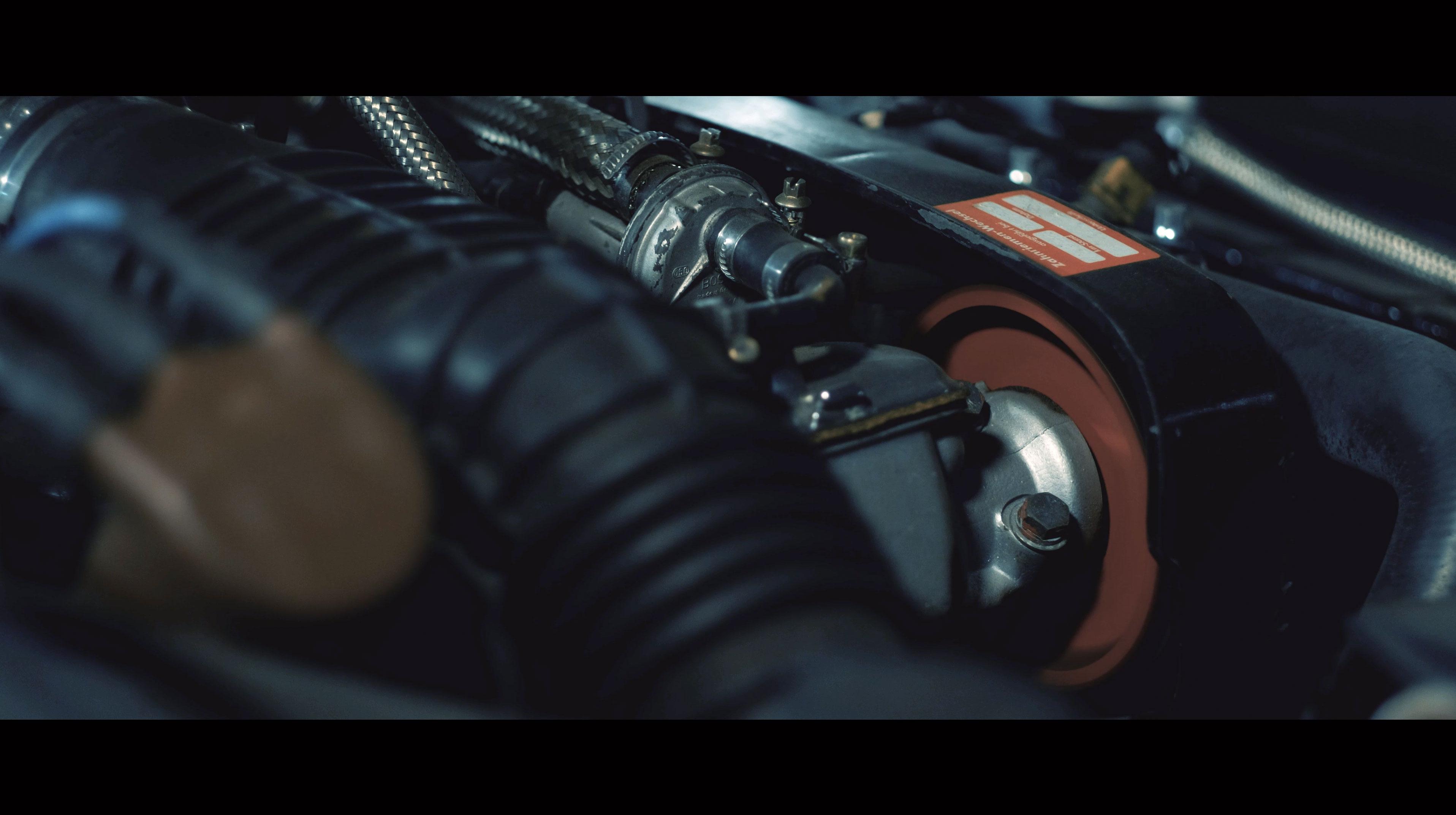 Fiat 124 Spider Foto Produktion MIND FABRIC