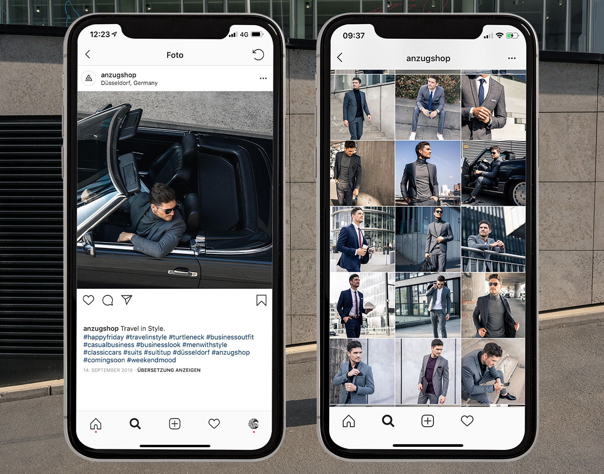 social media marketing düsseldorf agentur mind fabric