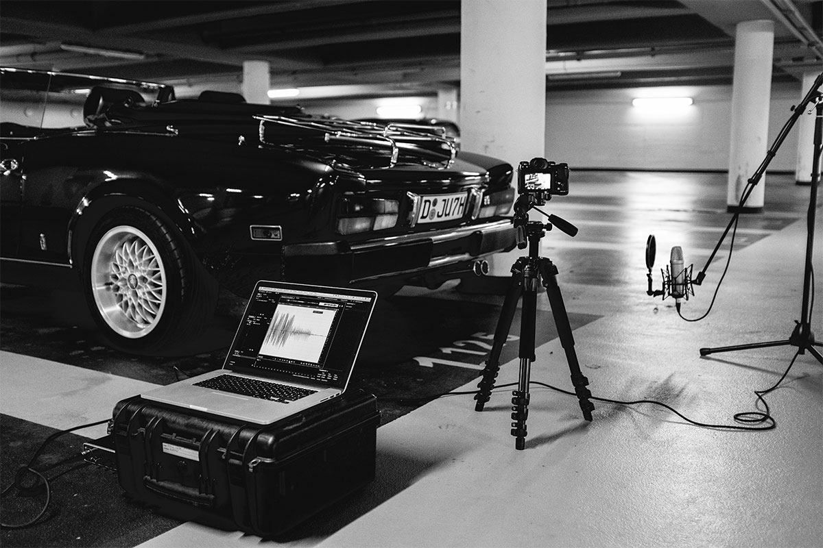 Fiat 124 Spider Video Produktion Düsseldorf MIND FABRIC