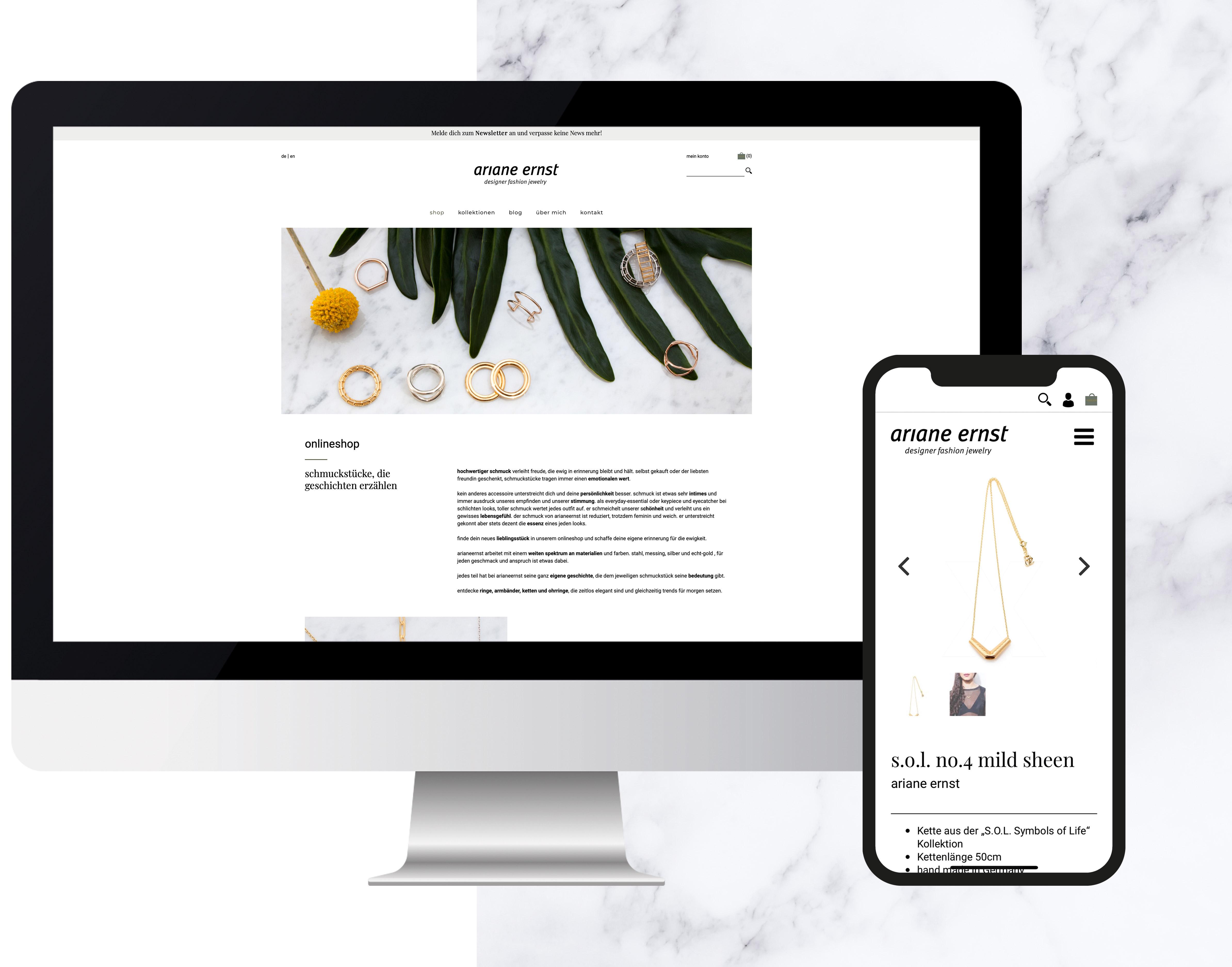 onlineshop erstellen düsseldorf mind fabric