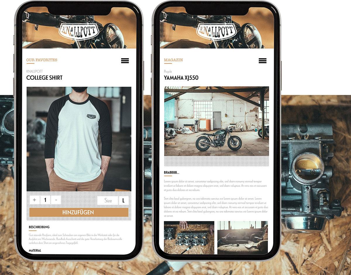 responsive webdesign düsseldorf agentur mind fabric